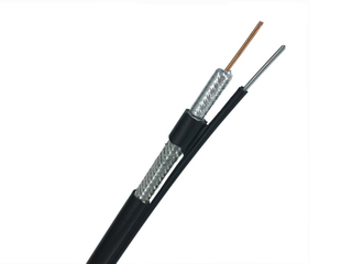 RG6 Messenger Coaxial Cable